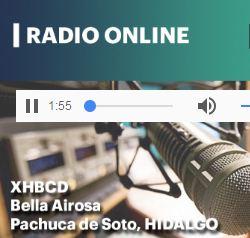 Red Estatal de Radio Hidalgo - Escúchalas Aquí